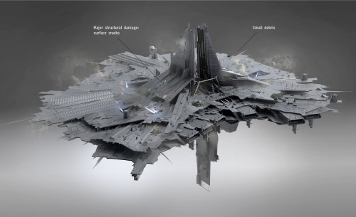 Citadel Damage Sample