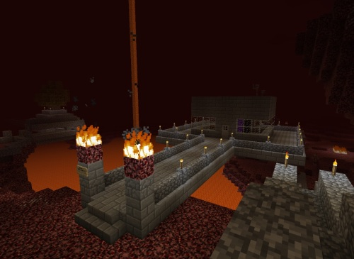 Some nether forts