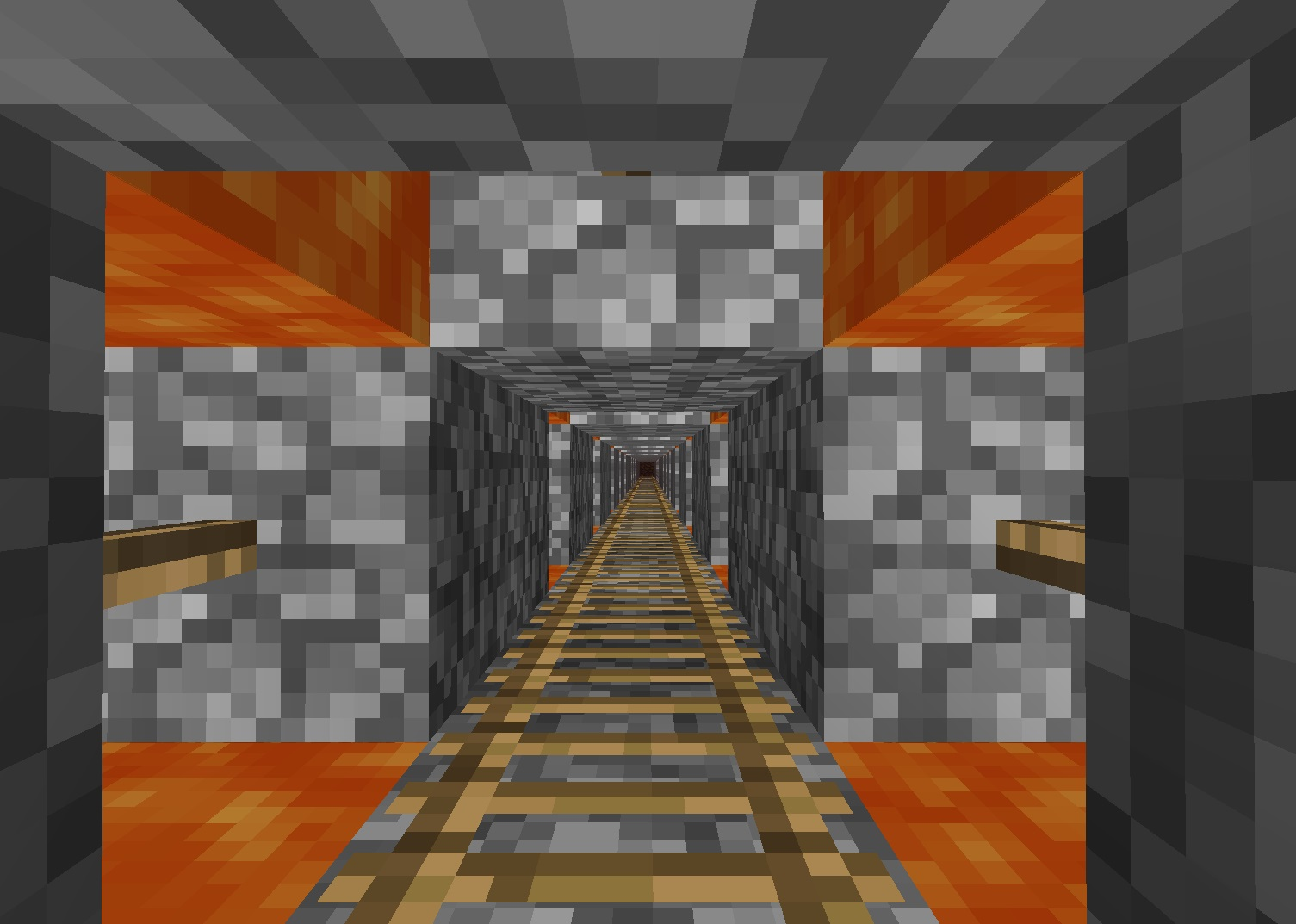 Into The Roof Of The Nether The Ancient Gaming Noob There are 18 blue ice tunnels for sale on etsy, and they cost $47.69 on average. into the roof of the nether the