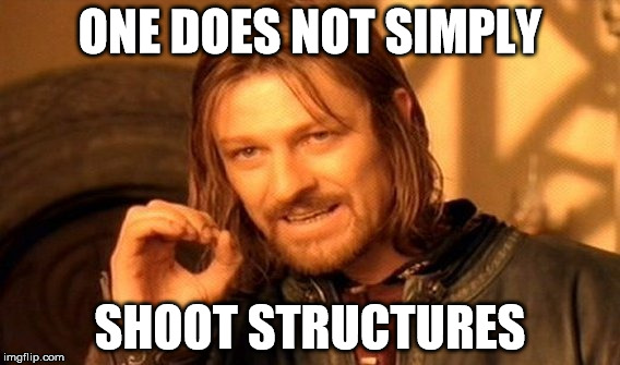 Simplyshootstructures