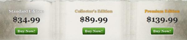 The Broken Mirror? Try the broken gaming budget!