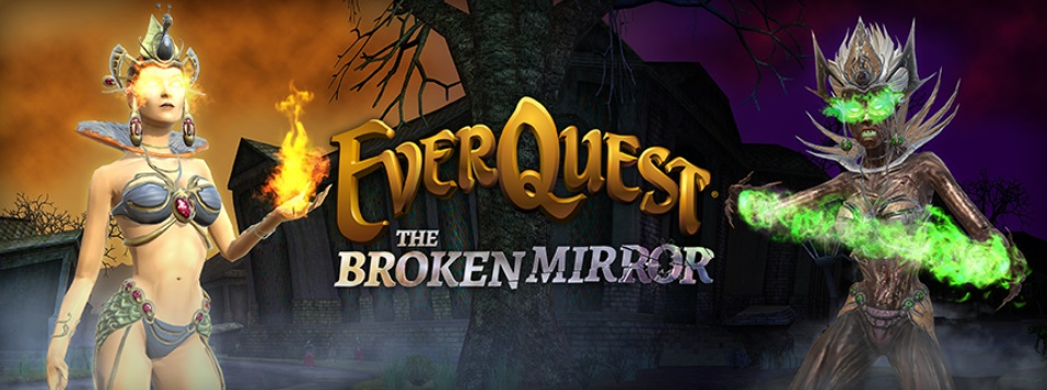 EverQuest Announces The Broken Mirror Expansion | The Ancient Gaming
