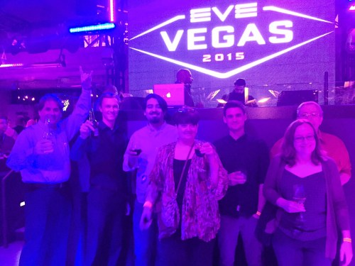 EVE Vegas Party Time