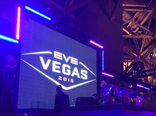 EVE Vegas Baby!