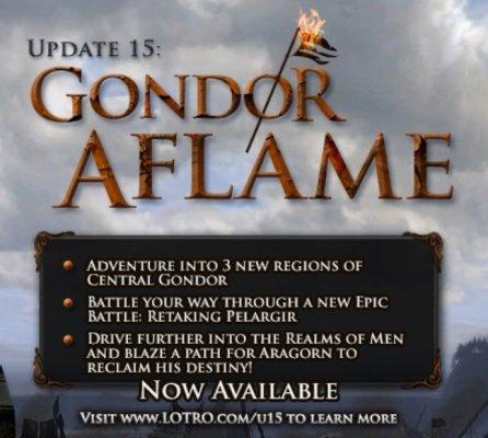 At least we've hit Gondor