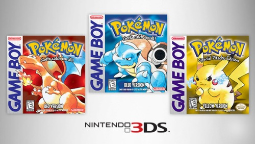 Old games come to the Virtual Console