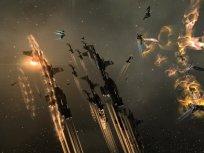 Scimitars in formation