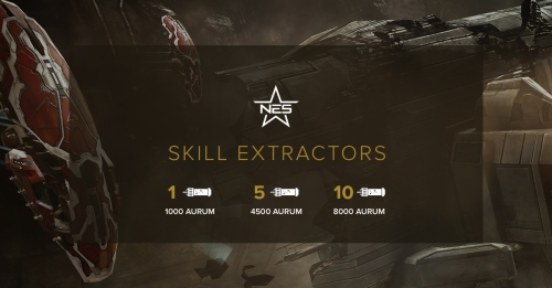 Skill Extractors - Base Price