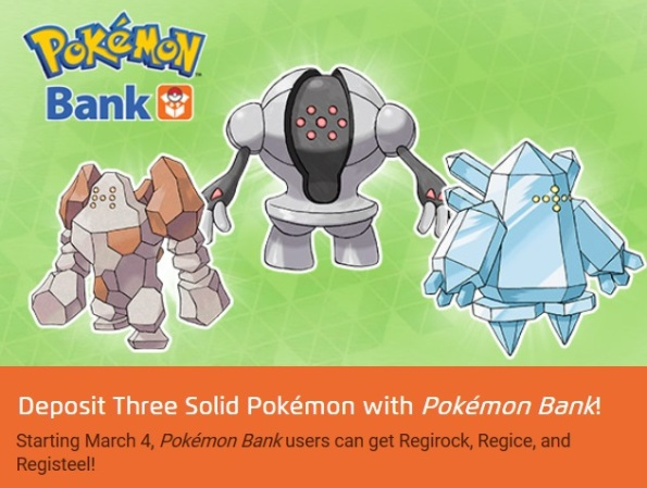 Pokemon Bank Special