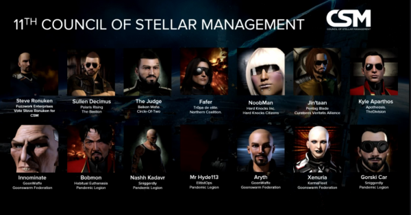 The 11th Council of Stellar Management