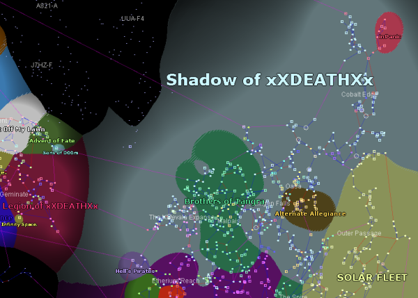The xXDeathXx empire as it stands