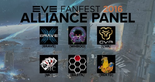 Fanfest 2016 Alliance Panel