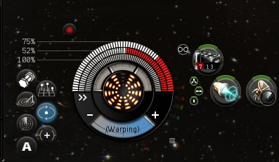 Shield regeneration kept me going!