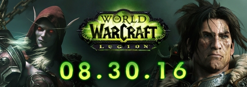 WoW Legion coming to a server near you