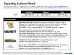 Expanding Audience Reach - Slide 5