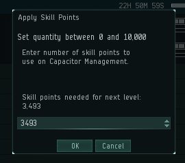 Apply skill points now