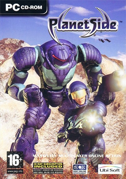 PlanetSide back in the day...