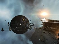 Abaddons undocking from the Fortizar