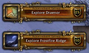 Frostfire Ridge Explored