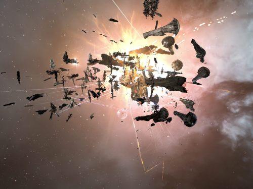 Kamikaze Doomchild lights up space