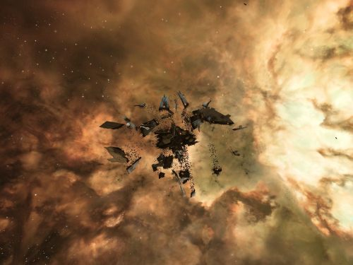 Astrahus remains