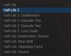 More unplayed Steam games