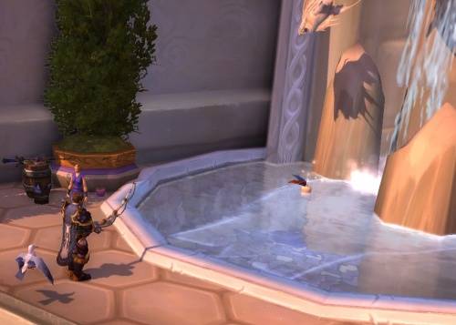 I spent so much time fishing there during WotLK