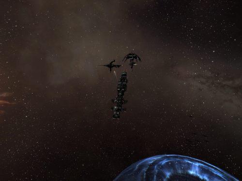My old friend the jump portal array