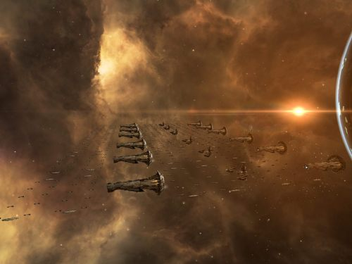 The Fleet of the Imperial Guard