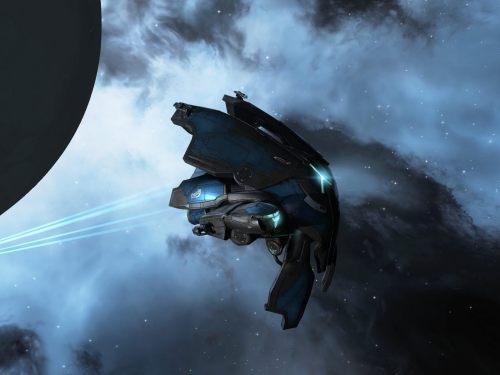 Quafe skins for all the ships