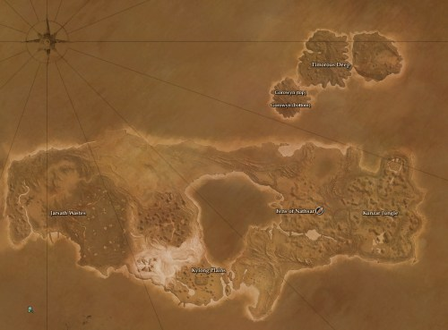 Kunark and the current zones