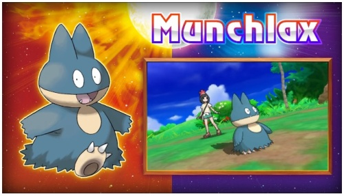 Munchlax for you