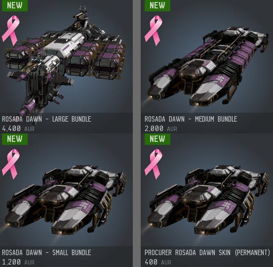 Pink Skin Sets