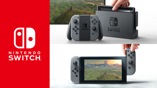Nintendo Switch, for your TV and elsewhere