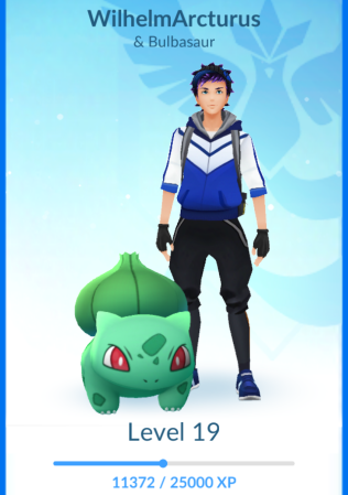 Sitting at 19 with my faithful Bulbasaur buddy