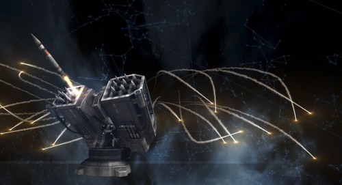 A CCP graphic that is supposed to be a defender missile battery