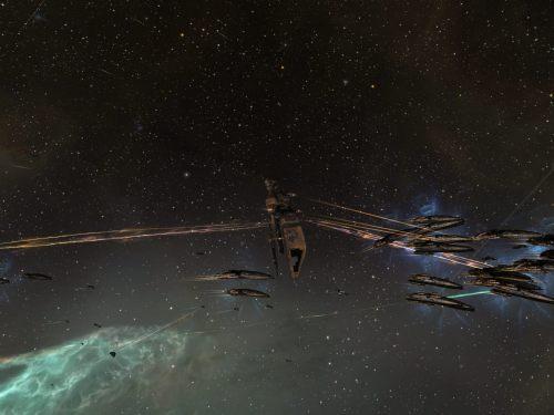 Landing on the Machs