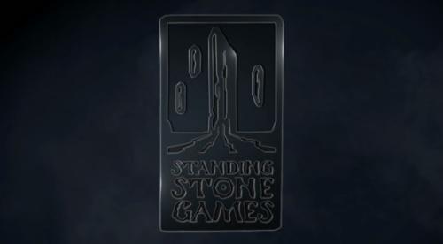 A dark logo for dark times