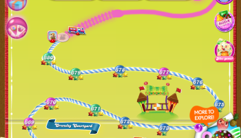 on the ipad dragonvale candy crush saga and constraints the