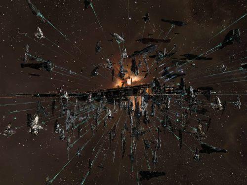 Cap Fleet still not fully undocked