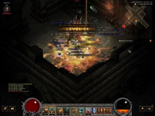 Diablo down