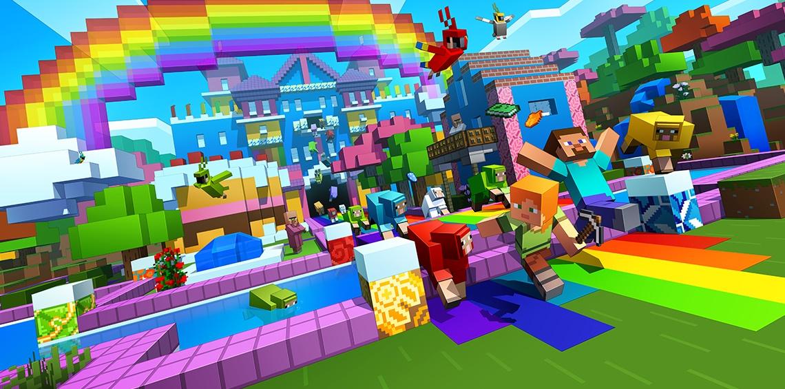 Atualização Minecraft | Minecraft 1.12