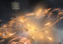 A Phoenix blows up