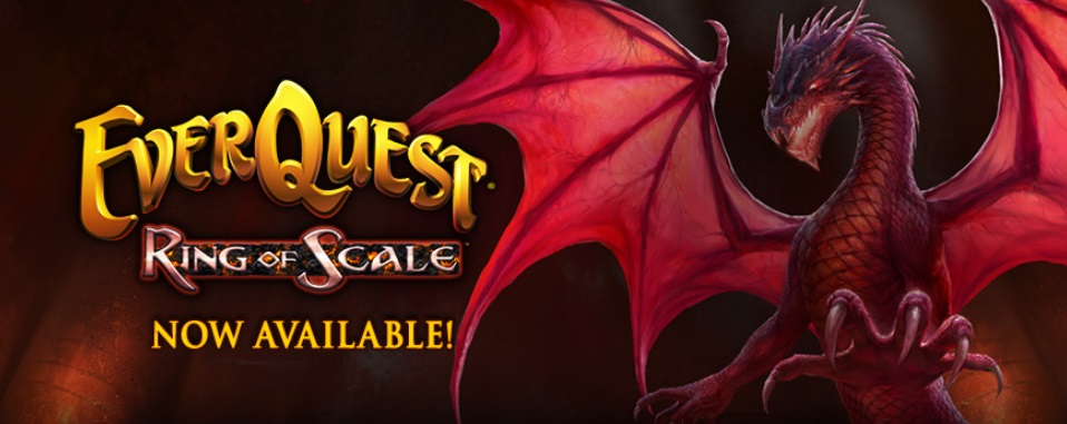 EverQuest Launches the Ring of Scale Expansion   The Ancient Gaming Noob