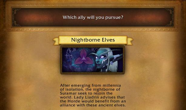 Nightborne Void Elf Heritage Armor / In this video i obtain my nightborne heritage armor after leveling my nightborne.