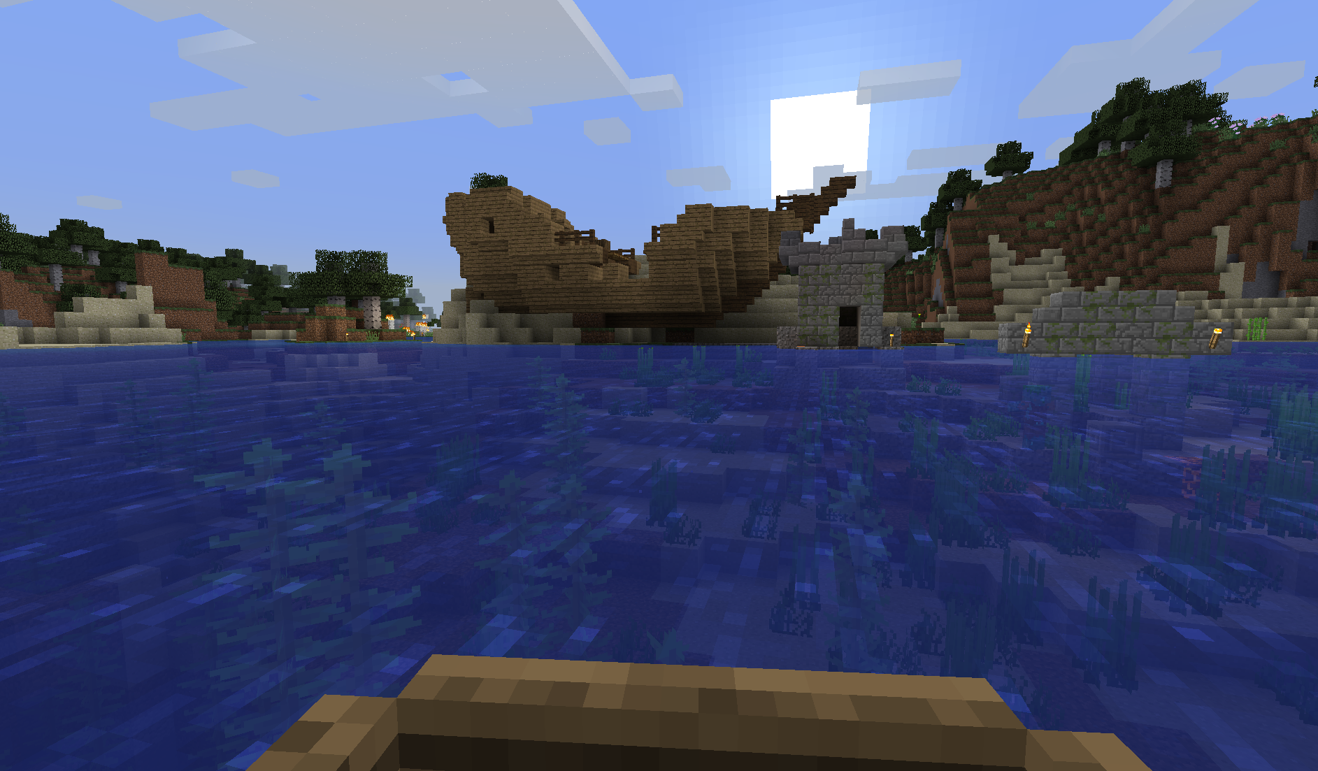 Minecraft and the Search for a Warm Ocean | The Ancient Gaming Noob
