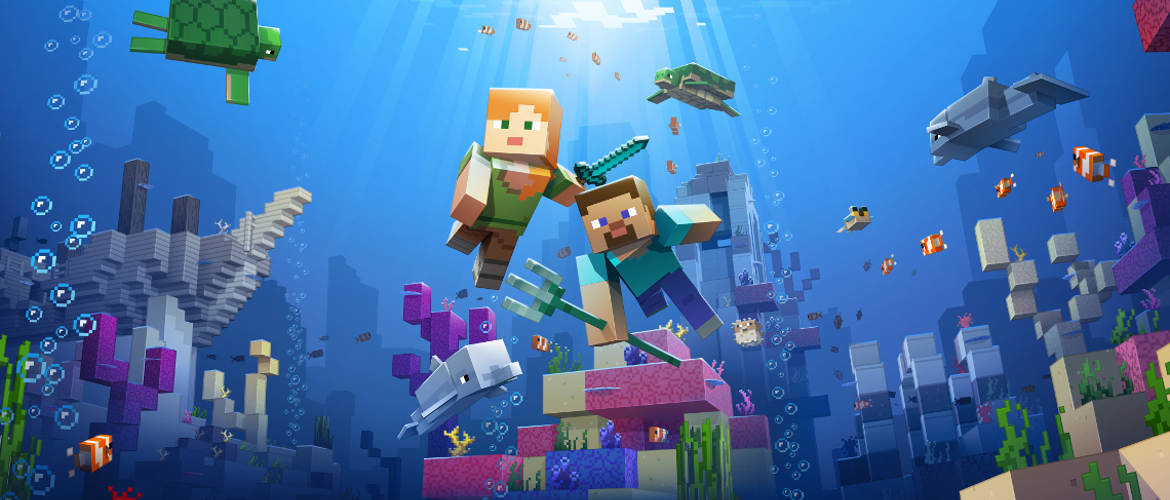 Minecraft And The Search For A Warm Ocean The Ancient Gaming Noob
