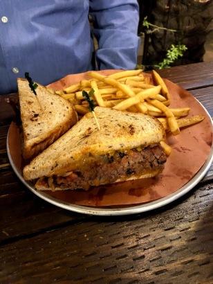 The best brisket sandwich ever from Virgils