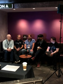 Talking in Stations with Carnaros, Dunk Dinkle, Matteral, and SkepticNerd Guy