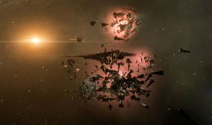 Landing by fleets on the Fortizar